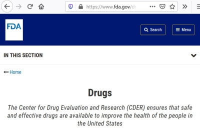 FDA Website