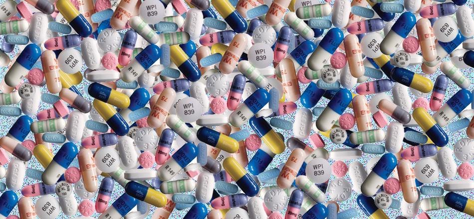 many psychiatric drugs